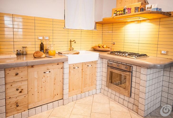 Arredare con i materiali naturali una casa tra il rustico - Arredare casa in modo economico ...