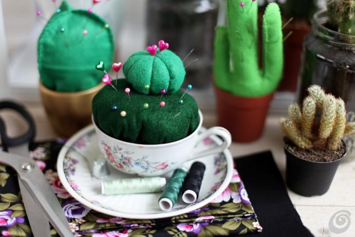 Il cactus puntaspilli