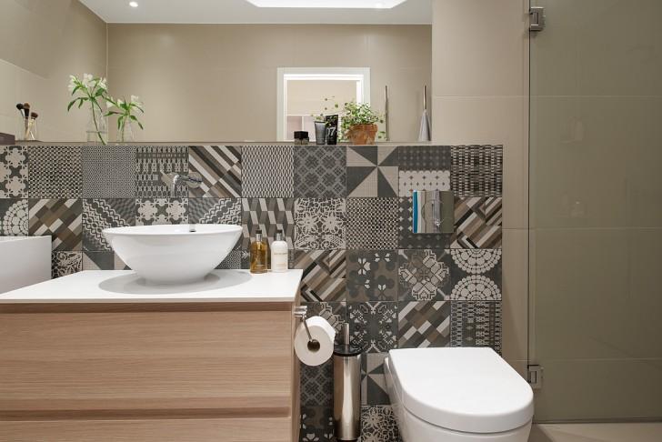 Un bagno di design con il mobile new age di goman u casa e trend