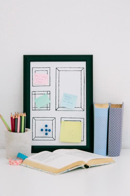 bacheca_messaggi_display_DIY