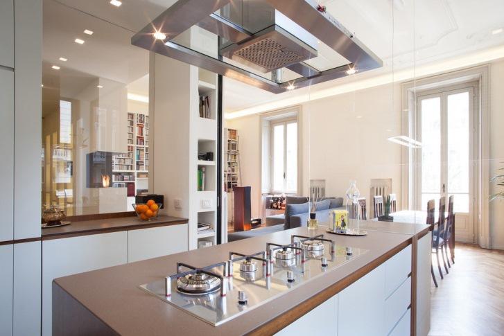 Cucine con isola, le soluzioni più eleganti – Casa e Trend