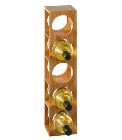 Portabottiglie da parete o da appoggio che arredano casa - Porta bottiglie ikea ...