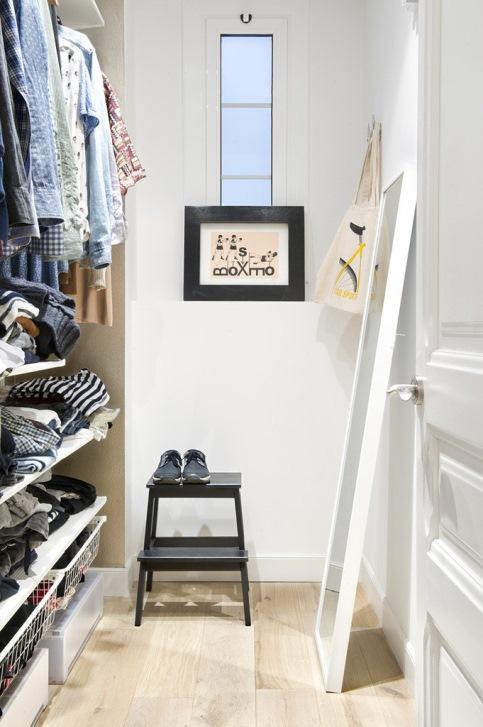 Cabine armadio nella camera da letto casa e trend for Piccole case e cabine