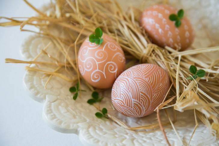 Idee per decorare le uova di pasqua casa e trend - Decorare le uova per pasqua ...