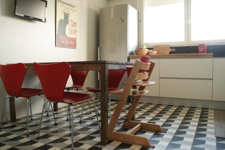 Cementine vintage per le cucine moderne u2013 casa e trend