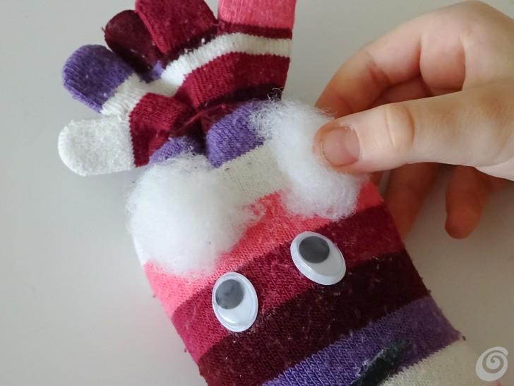 Игрушки рукавички своими руками 72