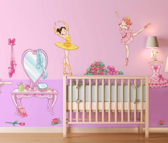 Adesivi per pareti camerette decorazioni pareti stickers - Adesivi per cameretta bambini ...