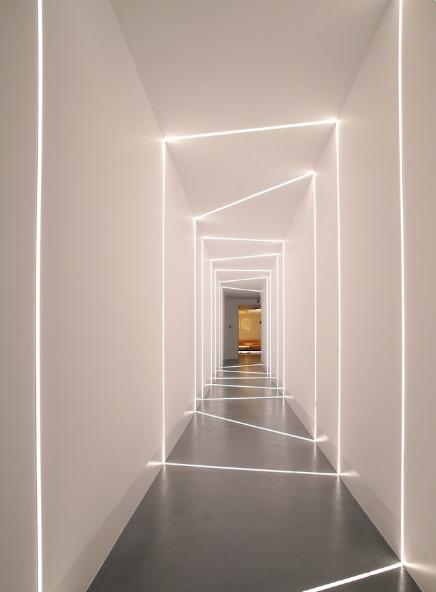 Illuminazione i vantaggi dei profili per strisce led casa e trend - Barre a led per interni ...