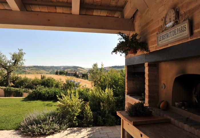 Barbecue in muratura per giardino – Casa e Trend