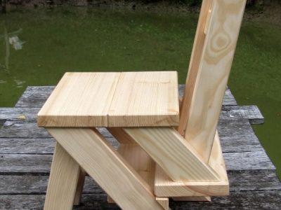 Masiven stol
