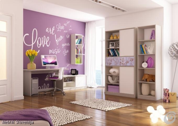 Camerette Per Ragazze Ikea : Mladinsko pohištvo meblik dom in stil