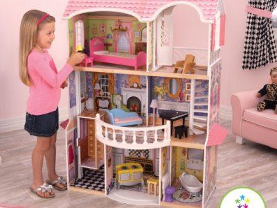 Otroška hiška Magnolia KidKraft - hišica za punčke www.otroskehiske.si www.staskka.com