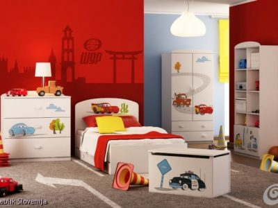 Otroška soba CARS
