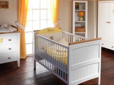 Otroška soba Lana - postelja Filip