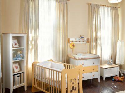 Otroška soba Lana - postelja Tim