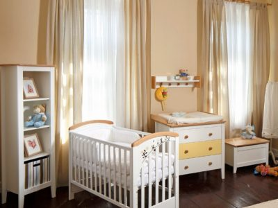 Otroška soba Lana - postelja Zoja