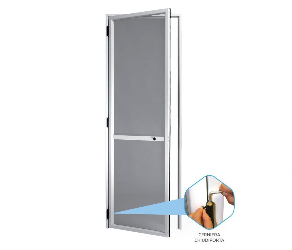 Una zanzariera per ogni porta finestra casa e trend - Zanzariere scorrevoli per porte finestra ...