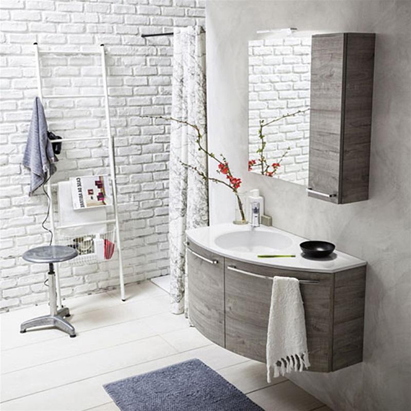 Come arredare un bagno e non lasciare nulla al caso casa e trend for Mobile lavabo bagno piccolo