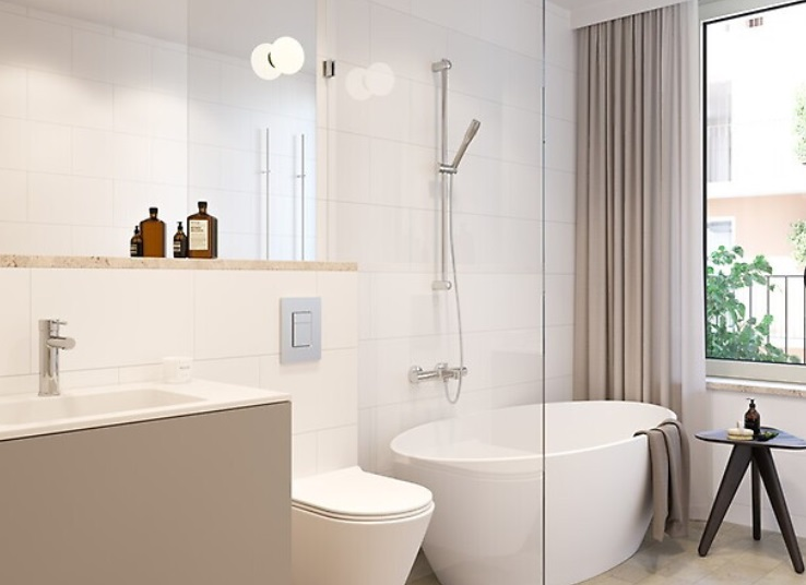 Ristrutturazione Del Bagno Idee : La ristrutturazione del bagno per ottimizzare gli spazi